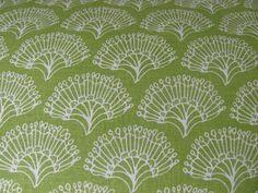 Fan flower, umbrella prints