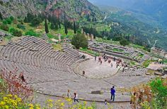 Delphi, Greece   32 Magical Destinations To Visit In This Lifetime