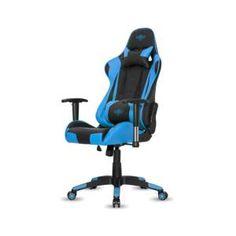 Siège PC Gaming Spirit of Gamer Demon (bleu) Siege Gaming, Games, Products, Lounge Chairs, Blue, Gaming, Plays, Game, Gadget