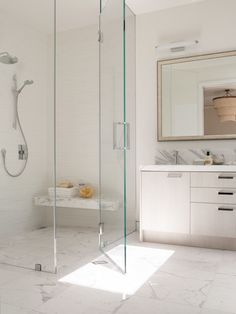 frameless shower door cost Bathroom Contemporary with hand shower frameless glass shower enclosure
