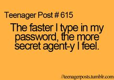 Teenager Post #615
