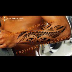 maori-fern-silverfern-koru-tattoo-forearm-lower-arm-New-Zealand