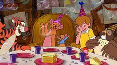 Mini Adventures of Winnie the Pooh Winnie The Pooh Pictures, Cute Winnie The Pooh, Winnie The Pooh Friends, Mickey Mouse And Friends, Cute Disney Wallpaper, Cartoon Wallpaper, Disney Springs, Pooh Bear, Cartoon Memes