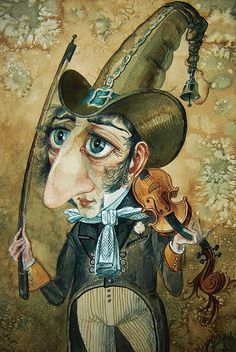 Artist  - Vladimir Bogatyryov