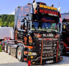 Scania Andreas Schubert