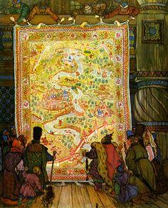 Russian Fairy Tales - Fairy Tales & Fables Photo (31394150) - Fanpop