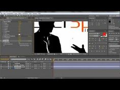 Track Mattes 101 - After Effects Tutorial - YouTube