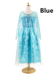 Party Cosplay Costume Dress at Wish - Shopping Made Fun Costume Dress, Cosplay Costumes, Frozen Snow Queen, Ice Princess, Queen Elsa, Wish Shopping, Couture, Party, Dresses