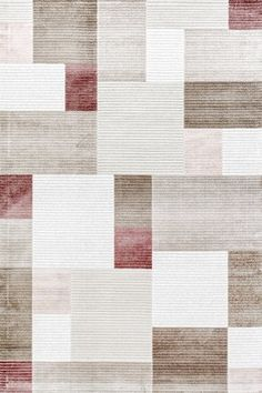 DAHDOUL DEALS Brown Contemporary Rug With Geometric Design Vegas Hand Carving Collection