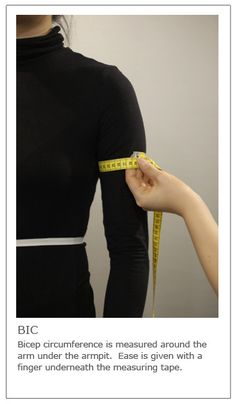 Learn how to take the body measurements to draft basic blocks and make sewing patterns for garments. A complete instruction explained with text and pictures. Taking Measurements, Body Measurements, Pattern Cutting, Pattern Making, Cut Up, Bra Pattern, Sewing Basics, Sewing Tips, Sewing Projects
