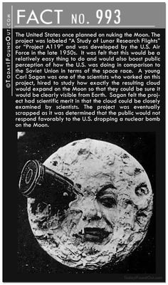 "The First Thing Eaten on the Moon, What Armstrong Said Directly After His Historic ""Small Step"" Line, What It Would Take to Stop the Earth Orbiting the Sun and More in Yet Another 14 Quick Facts"