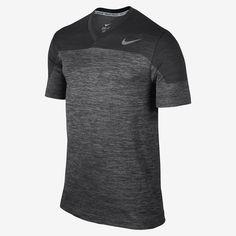 70206d19be6e Nike Dri-FIT Knit V-Neck Men s Training Shirt. Nike Running