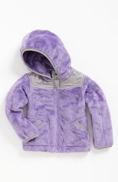 The North Face 'Oso' Hoodie (Baby Girls) | Nordstrom Anniversary Sale