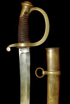 Civil War Swords before 1830, love this, beautiful to have a wall for antique weapons!