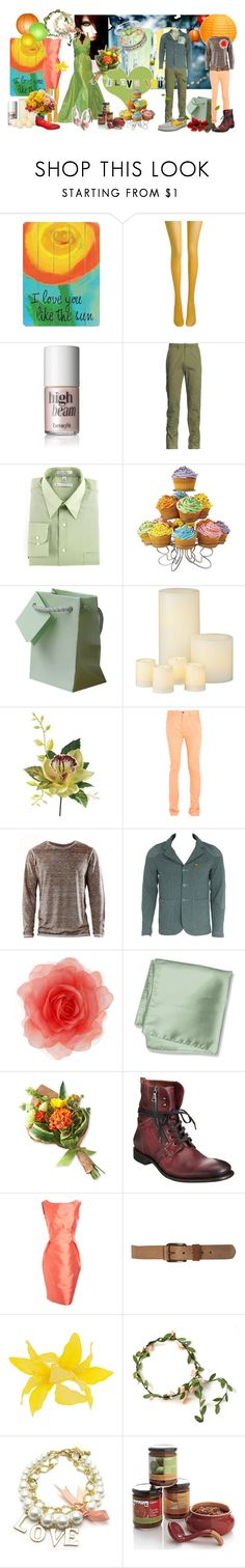 """Don't Worry Be Happy and Get Hitched (Mom 7)"" by verysmallgoddess ❤ liked on Polyvore featuring WALL, Fogal, Benefit, Monitaly, Geoffrey Beene, Crate and Barrel, Opening Ceremony, John Varvatos * U.S.A., Lyle & Scott and Miss Selfridge"