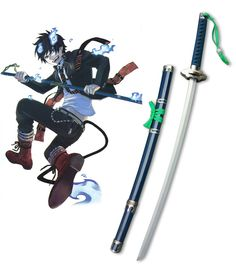 Blue Exorcist Rin Okumura Demon