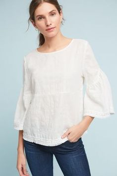 Shop the Evamarie Bell-Sleeve Top and more Anthropologie at Anthropologie today. Read customer reviews, discover product details and more.