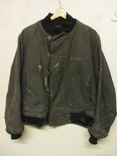 US NAVY DECK JACKET