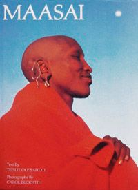 Maasai  by Carol Beckwith  Published: Abrams / Abradale 1980