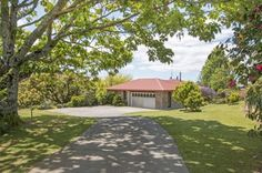 A half acre setting with a top street address