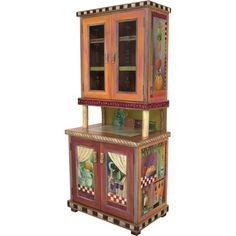 China Hutch Cabinet by Sticks CPD001-D11044
