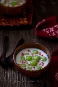 HESTI'S KITCHEN : yummy for your tummy: Kolak Bola Singkong