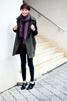 The Stunning Look: THE PERFECT COAT