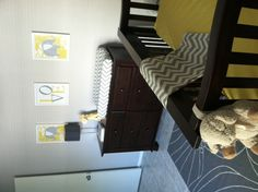 Yellow/Gray Nursery