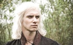"""Viserys Targaryen (Harry Lloyd)  Crimes: Pimping, warmongering, murder threats, incestuous molestation Most evil moment: Addressing his sister Daenerys's reluctance to be married off to Khal Drogo, Viserys retorts: """"I would let his whole tribe fuck you – all forty thousand men, and their horses too, if that's what it took [to take Westeros]."""" Charming."""