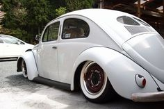 White Volkswagen Beetle- with split window Beetles Volkswagen, Vw T1, Volkswagen Golf, Vans Vw, Combi Ww, Hot Vw, Vw Vintage, Vw Cars, Vw Camper