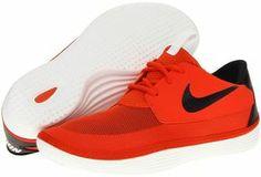 Nike - Solarsoft Moccasin (Team Orange/Summit White/Black) - Footwear on shopstyle.com