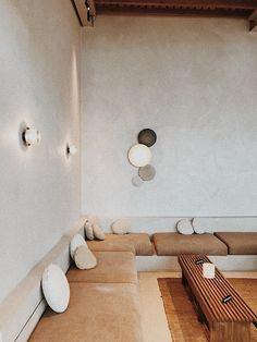 Wabi Sabi, Cafe Design, House Design, Rustic Home Offices, Fireplace Pictures, Modernisme, Japanese Interior Design, Rustic Cafe, Moraira