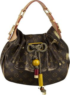 I Love My LV Monogram Kalahari Bag.  Limited Edition from the LV Spring/Summer 2009 Show Bags