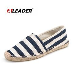 Aleader 2017 NEW Spring Loafers Shoes Women Flats Fashion Unisex Casual Moccasins Ladies Canvas Shoes sapatilhas zapatos mujer  #love #sweet #fashionista #instalike #shopping #iwant #styles #beauty #pretty #beautiful