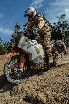 Adventure and Off-Road Motorcycles - Wilkinson Photography