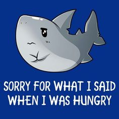 Get the royal blue I Was Hungry t-shirt only at TeeTurtle! Exclusive graphic designs on super soft cotton tees Funny Shit, Funny New, Funny Memes, Jokes, Cute Animal Quotes, Cute Quotes, Cute Puns, Funny Cute, Cute Animal Drawings