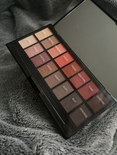 Makeup Revolution New-trals vs Neutrals palette swatches and review on safaloves.com