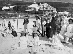 Camps Bay, Cape Town, South Africa c1905