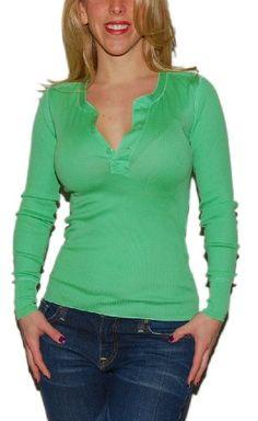 Polo Ralph Lauren Black Label Womens Henley Shirt