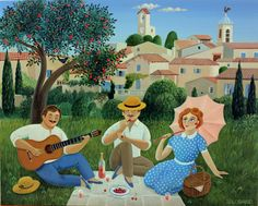 Cherry Time by Jean-Pierre Lorand