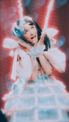Sending Love And Light, My Love, Crybaby Melanie Martinez, Popular People, She Song, Queen, Shows, Cry Baby, Celebs