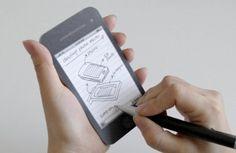 Iphone Paper Memo Pad