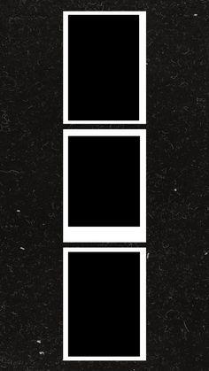 Polaroid Picture Frame, Polaroid Pictures, Polaroid Film, Overlays Instagram, Instagram Background, Instagram Frame Template, Photo Collage Template, Framed Wallpaper, Photo Processing