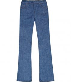 Reiss Angel wide leg jeans