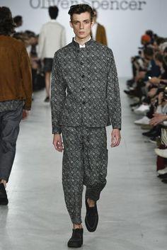 Oliver Spencer Spring/Summer 2017 Menswear Collection   British Vogue