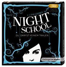 NIGHT SCHOOL. Du darfst keinem trauen (2mp3-CDs). Das Hörbuch zur Jugendbuch-Reihe. Blank Comic Book, Comic Books, Night School, Create Your Own Story, Novels, Fantasy, Comics, Link, Cartoons