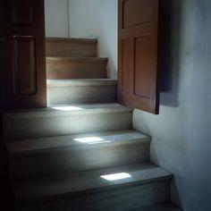 doors on steps