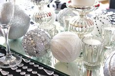 new years eve glam centerpiece ideas
