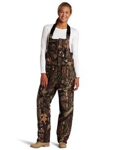 b8a26b7f6 Yukon Gear Women's Bib Overall (Mossy Oak Infinity, Small) Hunting Pants,  Hunting