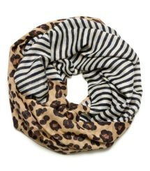 Visit Tory Burch to shop for Ocelot Leopard Infinity Scarf  and more Womens Hats, Scarves & Gloves. Find designer shoes, handbags, clothing & more of this season's latest styles from designer Tory Burch.